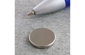 DISC MAGNET D15mm x 2mm